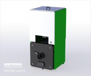 Kostrzewa Mini Bio Luxury 10/20 kW - automata pellet kazán lambda szondával