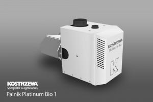 Kostrzewa Platinum Bio 16-40 kW - pellet égőfej