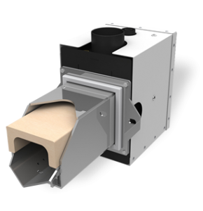 Platinum Bio égőfej rendelhető kerámia betéttel - Kostrzewa Compact Bio 16/24 kW