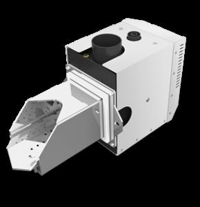 Platinum Bio pellet égőfej - Kostrzewa Mini Bio 10/20 kW pellet kazán