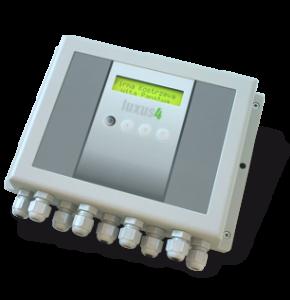 Luxus 4 elektronikus kezelőegység - Kostrzewa Warmet 200 Ceramik 18-32 kW