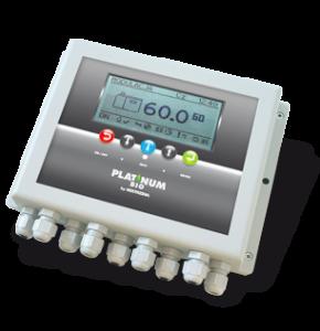 Platinum Bio elektronikus kezelő egység - Kostrzewa 16-40 kW pellet égőfej vezérléséhez